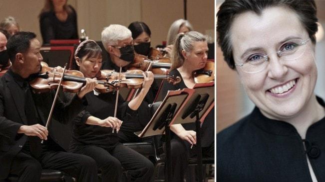 Allt fler dirigenter är kvinnor