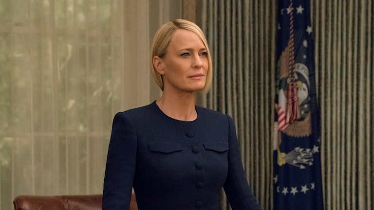 "Robin Wright i ""House of Cards""."