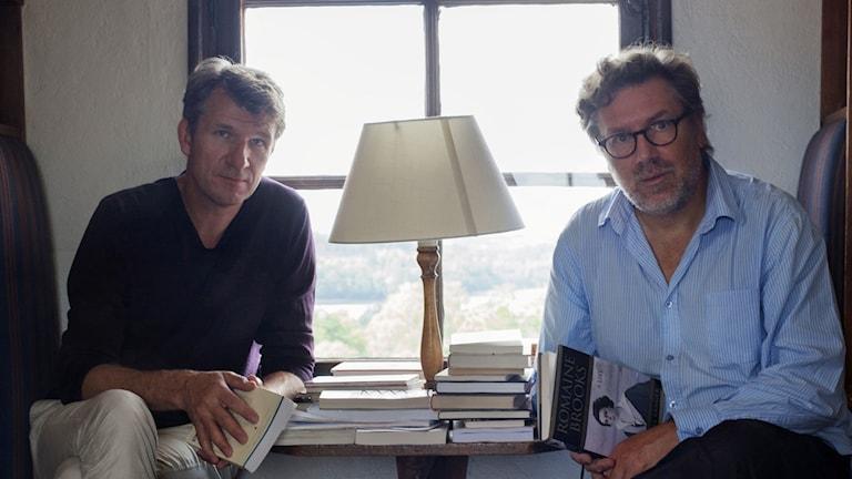 Magnus Bärtås och Fredrik Ekman