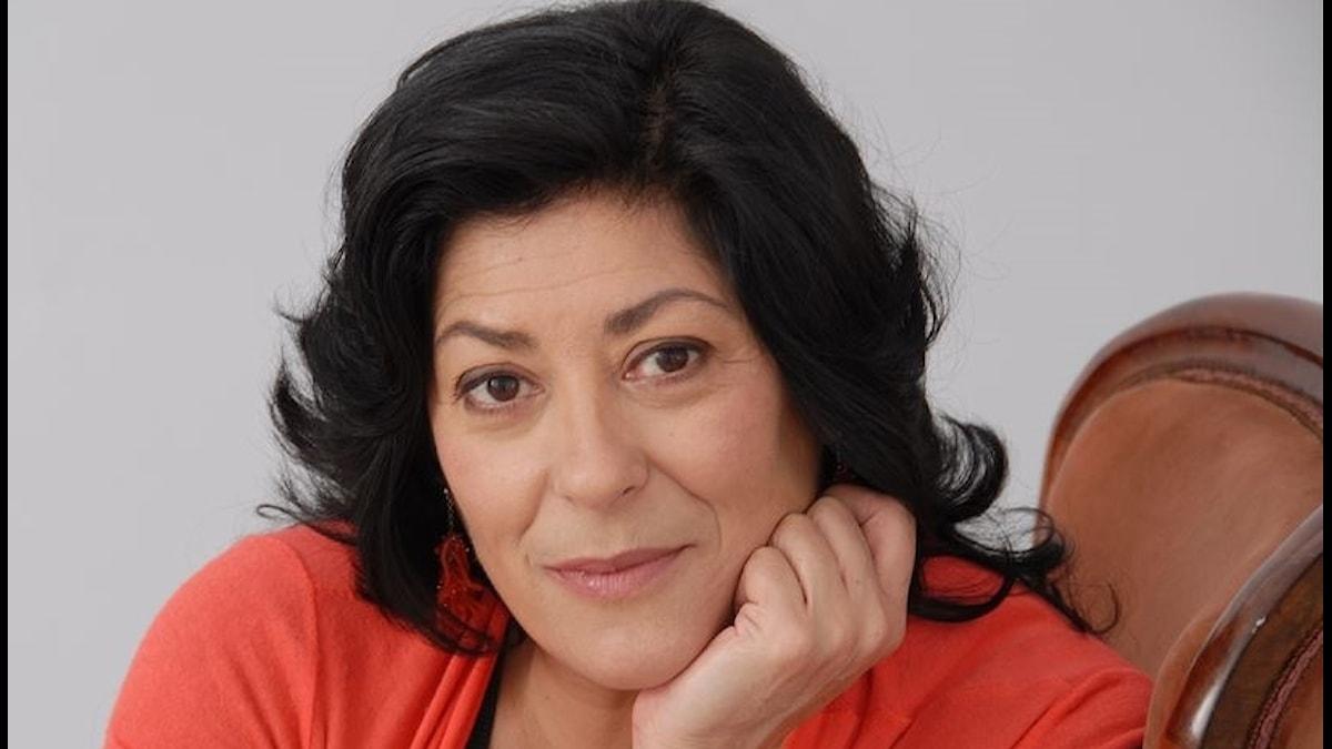 Almudena Grandes. Foto Itziar Guzmán.