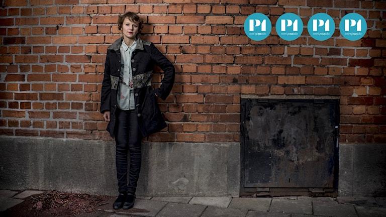 """Iiris Viljanen är aktuell med sitt andra soloalbum """"Mercedes""""."""