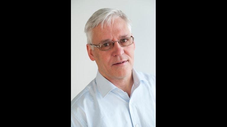 Gunnar Nygren, mediaprofessor på Södertörns Högskola