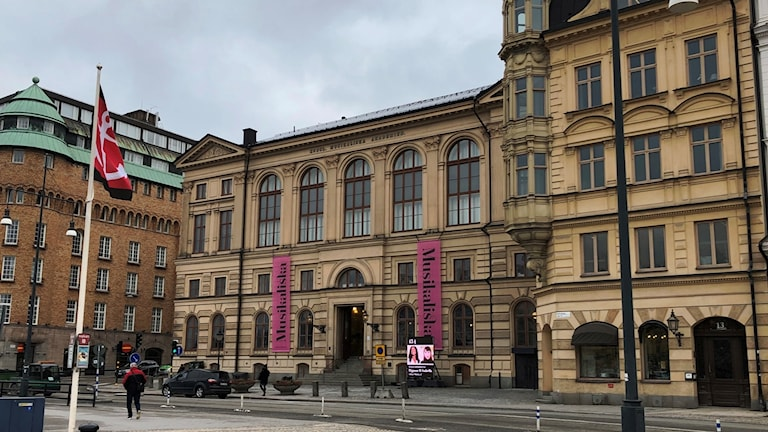 Musikaliska på Nybrokajen 11 och 13. Foto: Berit Nygren/SR.