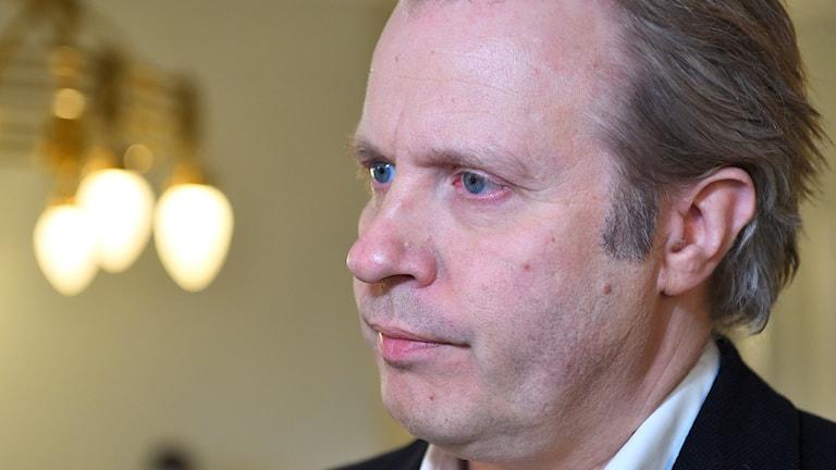 Dramatens chef Eirik Stubø