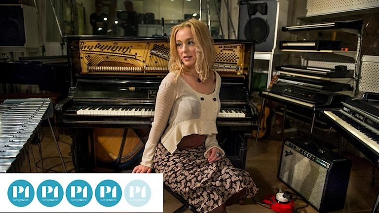 Musikern Lisa Ekdahl.