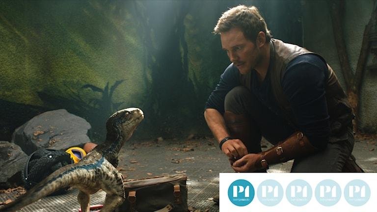 "Chris Pratt i ""Jurassic World: Fallen Kingdom""."