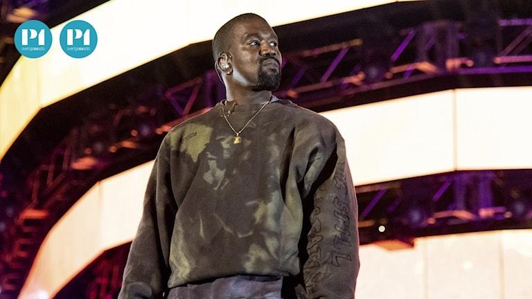 """Kanye West har gjort ett album om sin kristna tro som heter """"Jesus is King""""."""