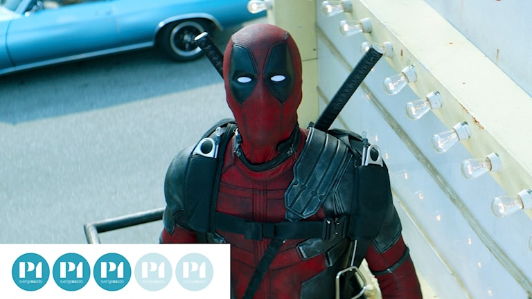 "Ryan Reynolds i ""Deadpool 2"""