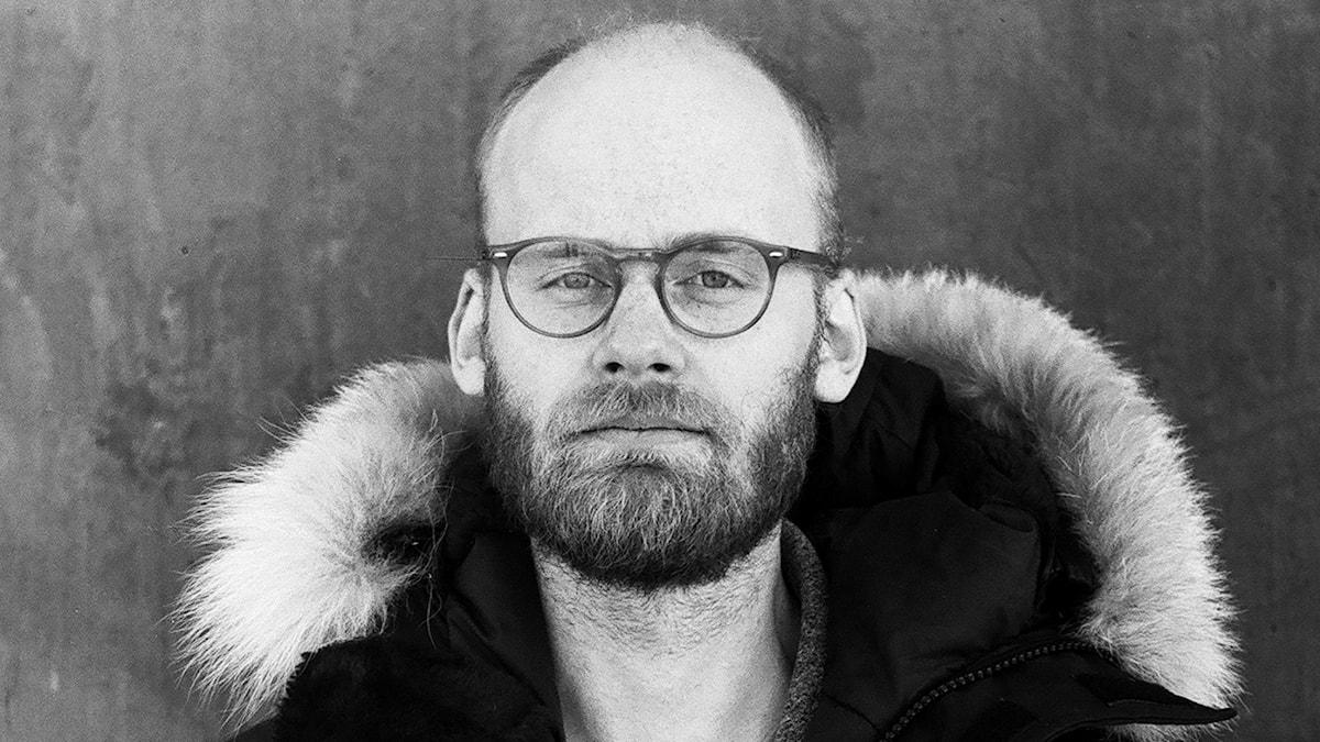 Cornelius Stiefenhofer, ny chef för konsthallen Havremagasinet i Boden.