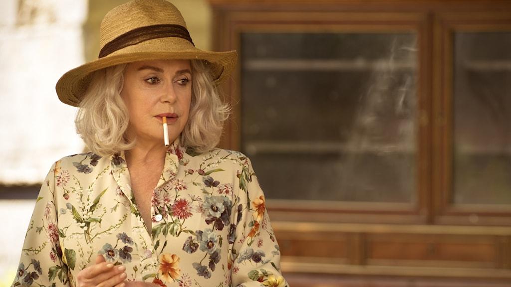Catherine Deneuve i filmen Claire Darling