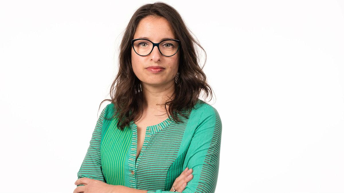 Naila Saleem. Foto: Mikael Grönberg/SR
