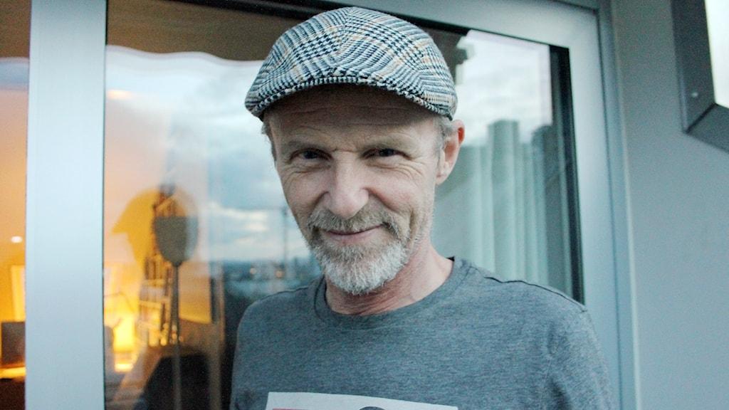 Författaren Jo Nesbö.