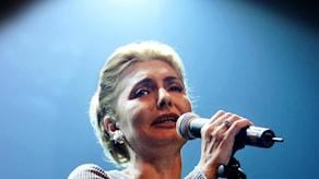 Iranska sångerskan Googoosh