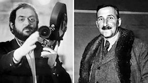 Stanley Kubrick och Stefan Zweig.