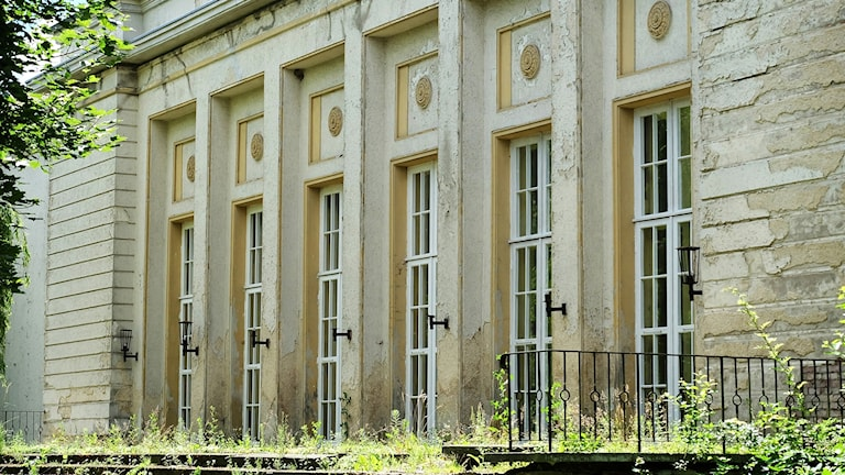 Kulturhuset i Mestlin.