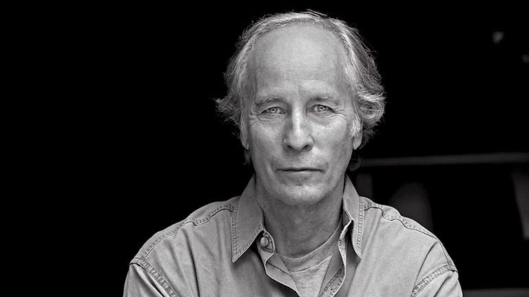 Den amerikanske författaren Richard Ford