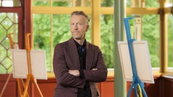 Ernst Billgren i serien Konstnärsdrömmar