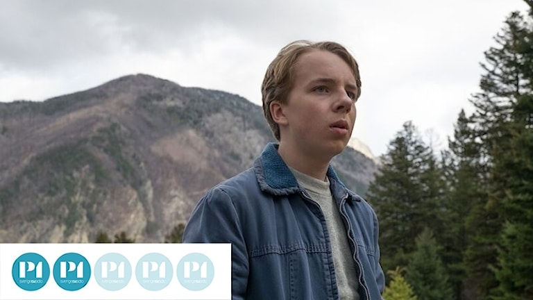 """Ed Oxenbould spelar 14-årige Joe i """"Under en öppen himmel""""."""