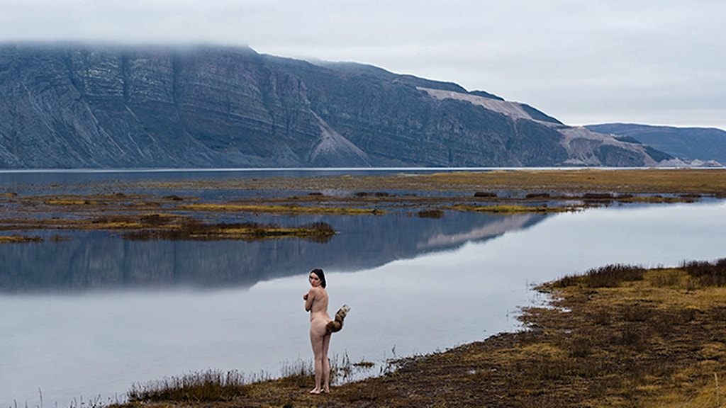 Marja Helander: Waiting For The Morning (beskuret fotografi)