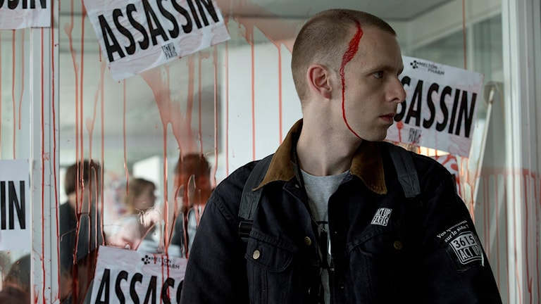 """""""120 slag i minuten"""" handlar om aids-aktivister i Paris på 90-talet."""