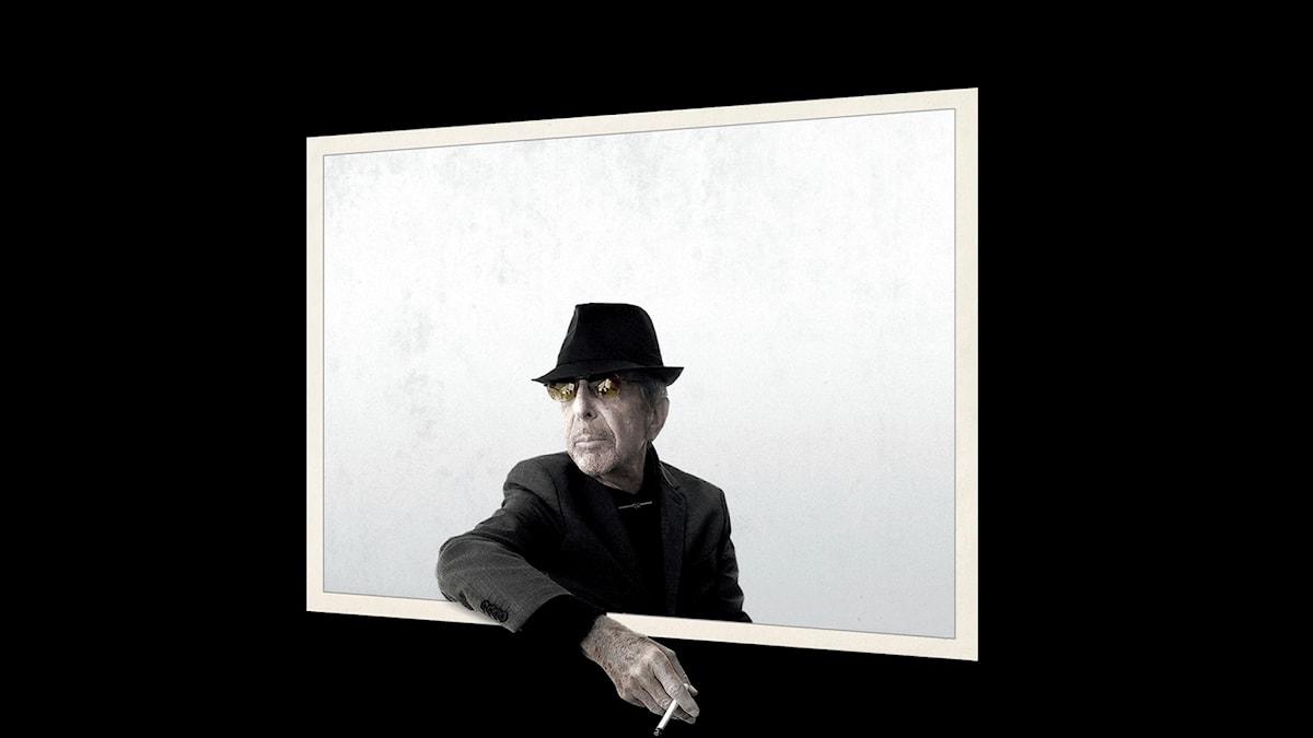 Leonard Cohens nya skiva