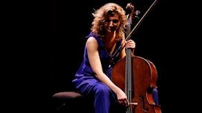 Cellisten Ophélie Gaillard