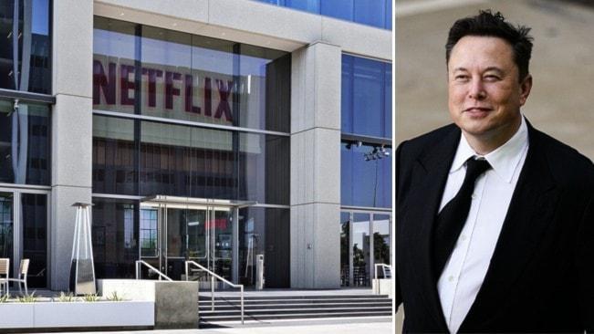 Netflix gör rymddokumentär med Elon Musk
