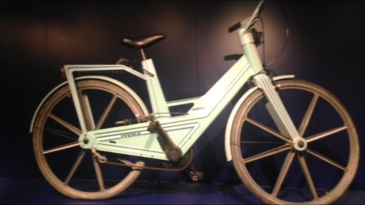 Plastcykeln Itera