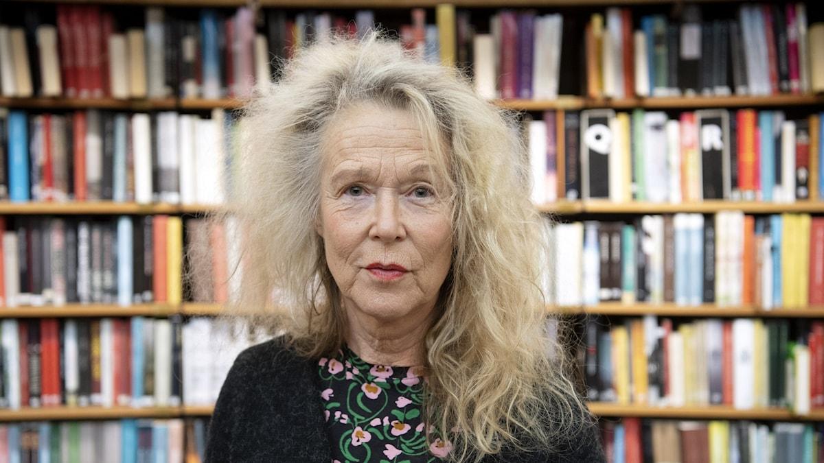 Grethe Rottböll är ordförande i Sveriges Författarförbund.