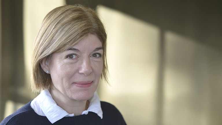 Den amerikanska författaren Claire Messud.