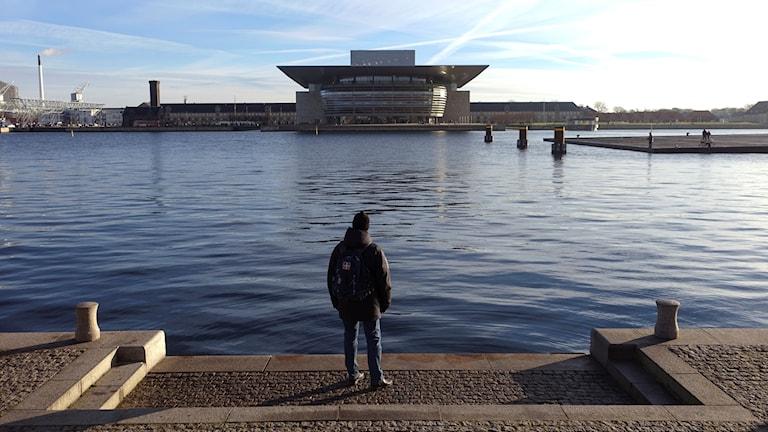 Operan i Köpenhamn.
