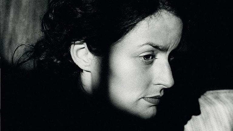 tt utsnitt ur omslaget till Elena Ferrantes Dagar av ensamhet. Foto: Norstedts