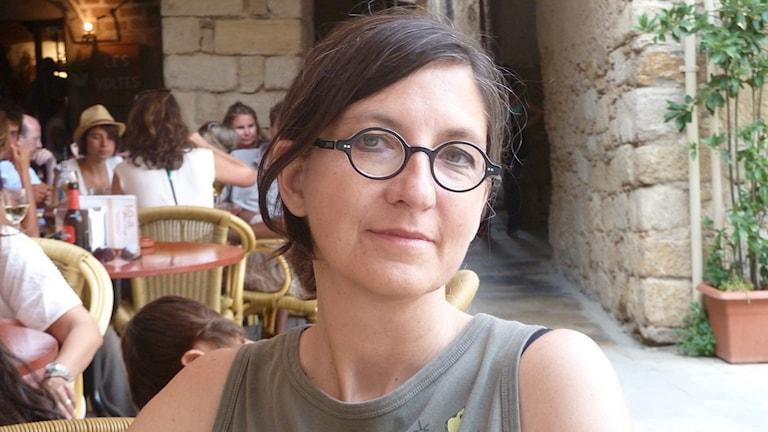 Caterina Pascual Söderbaum. Foto Steve Sem-Sandberg.