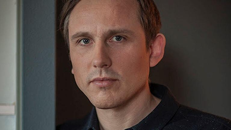 Oskar Ekström, porträttbild.