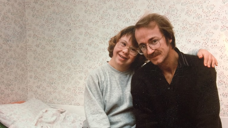 Martina Schaub och Tom Alandh. Foto: Björn Henriksson.