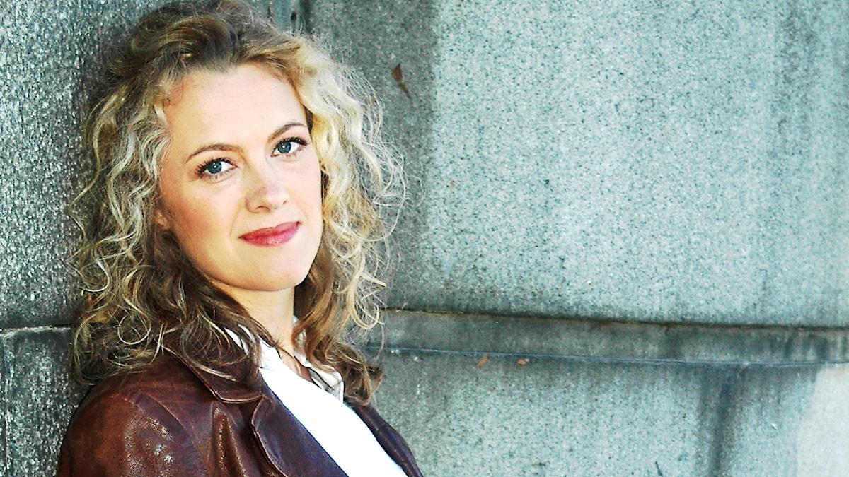 Tove Dahlberg är operasångerska och tidigare förtroendevald på Teaterförbundet.