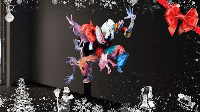 L'Ange du foyer (Vierte Fassung), 2019 av Cyprien Gaillard
