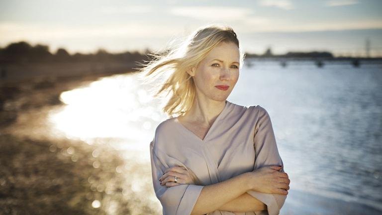 Författaren Ester Roxberg