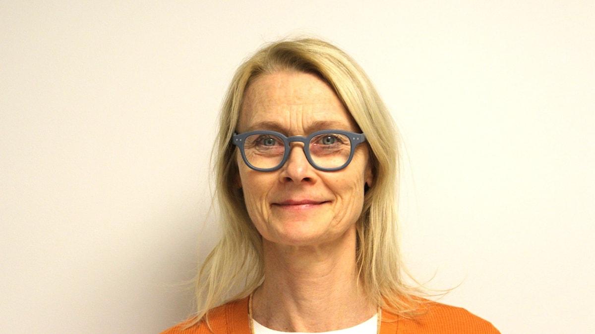 Eva Månsson, verksamhetsledare på Konstnärernas Riksorganisation.