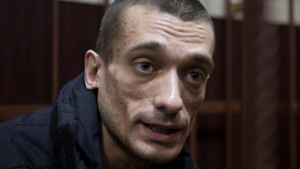 Pjotr Pavlenskij.