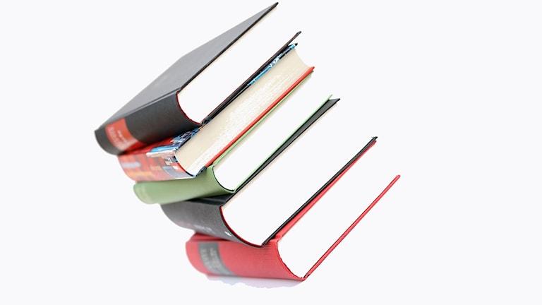Böcker som tippar.