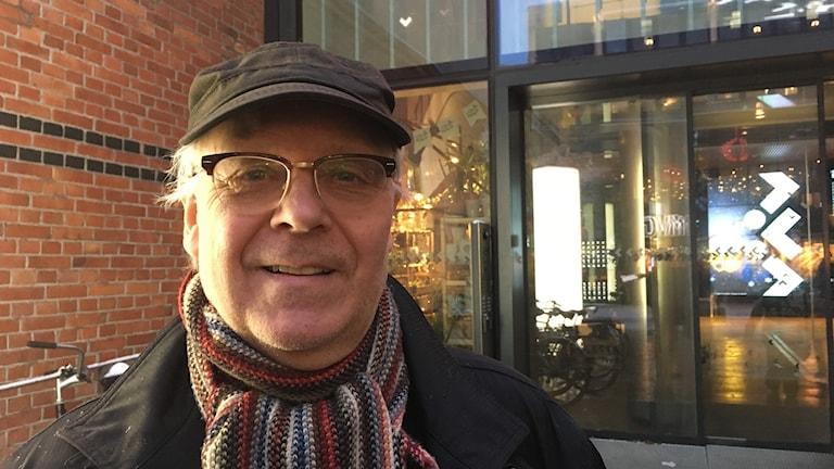 Tomas Wennström (S) Ordförande för kulturnämnden