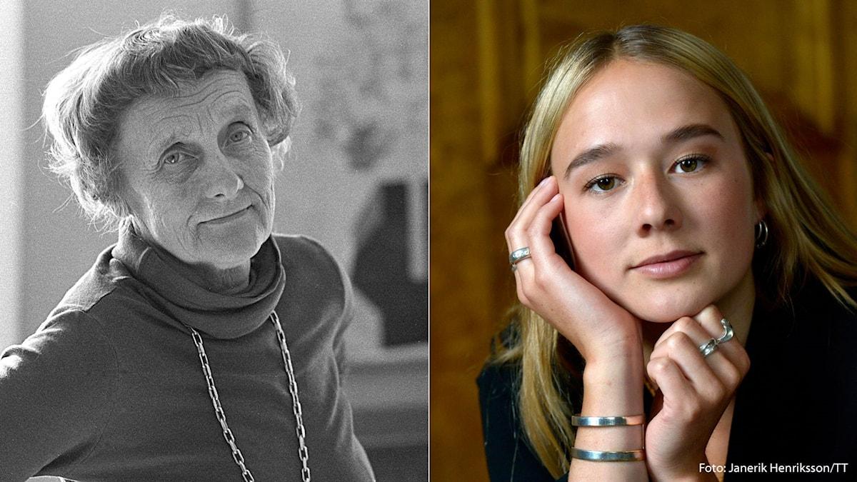 Alba August spelar en ung Astrid Lindgren i ny film.