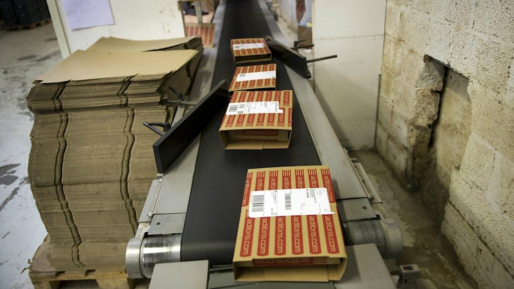 E-bokhandeln Adlibris råkade i våras ut för fusk-recensioner
