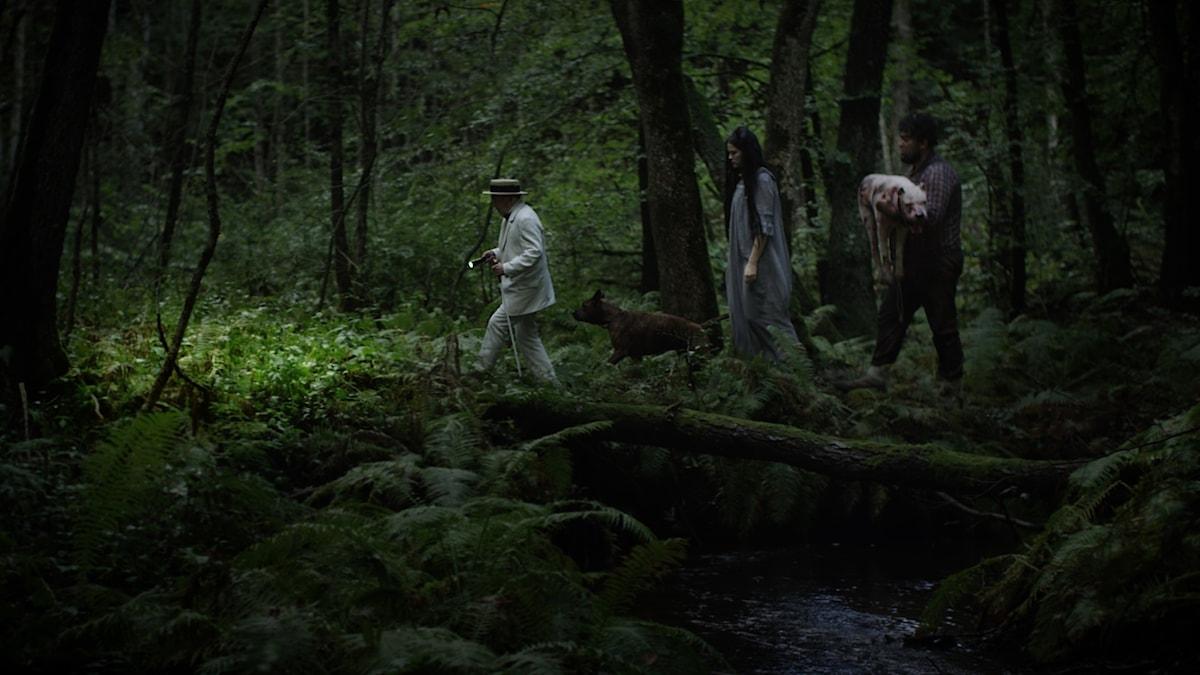 """Bild från Johannes Nyholms kortfilm """"Speldosan""""."""