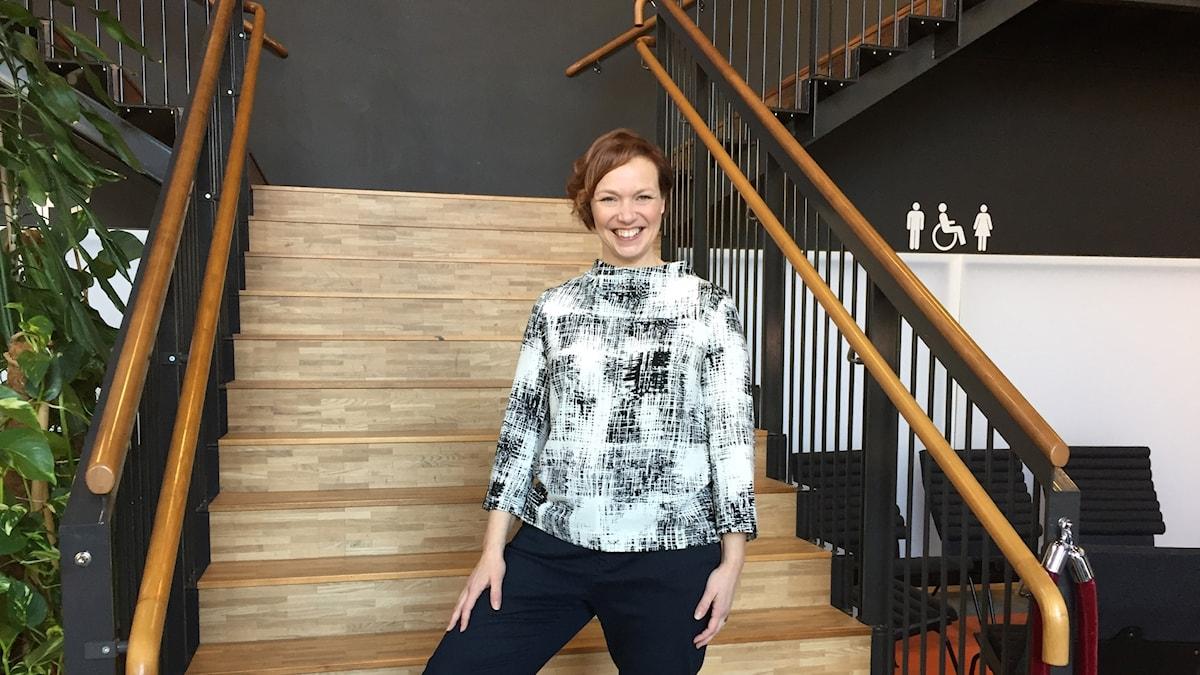 Mira Helenius Martinsson blir ny chef för Skånes dansteater 2019.