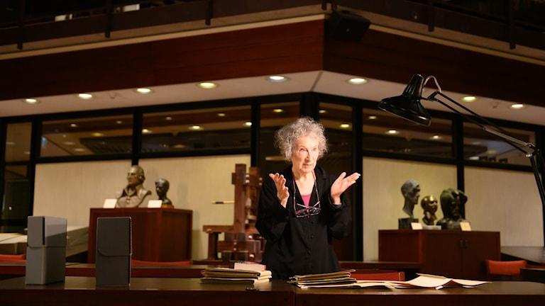 Gileads döttrar Margaret Atwood