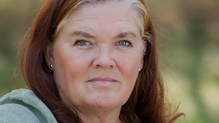 Författaren Maja Hagerman.