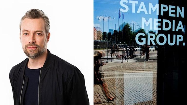 Kulturchef Mattias Hermansson kommenterar Stampens nya finansiärer.