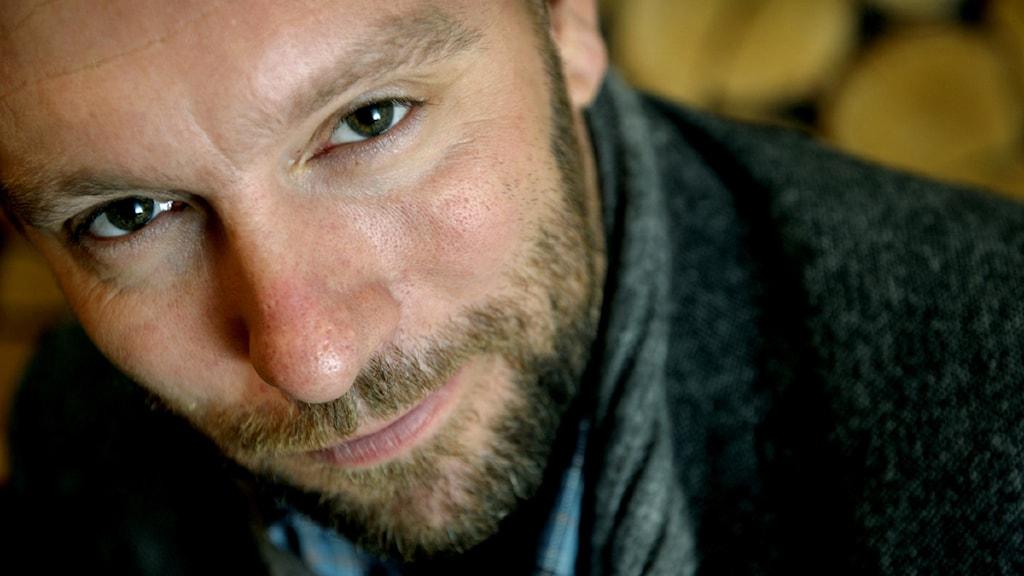 Regissören Alexander Mörk-Eidem. Foto: Janerik Henriksson / Scanpix.